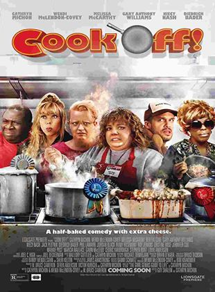 Bande-annonce Cook-Off!