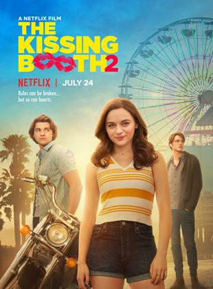 Bande-annonce The Kissing Booth 2