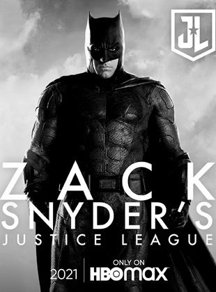 Bande-annonce Zack Snyder's Justice League