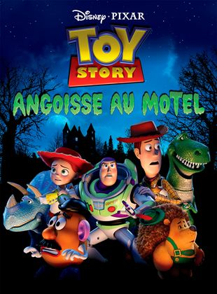 Bande-annonce Toy Story : angoisse au motel