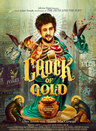 Crock of Gold – A Few Rounds with Shane MacGowen streaming