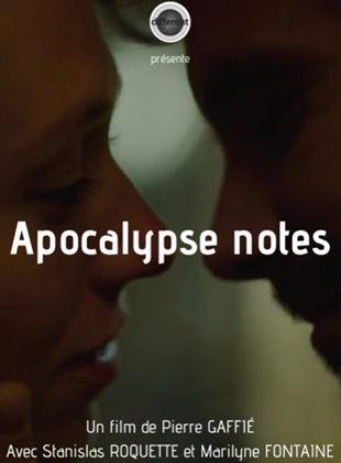 Bande-annonce Apocalypse notes (la musique en danger !)