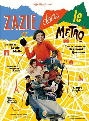 Zazie dans le métro streaming