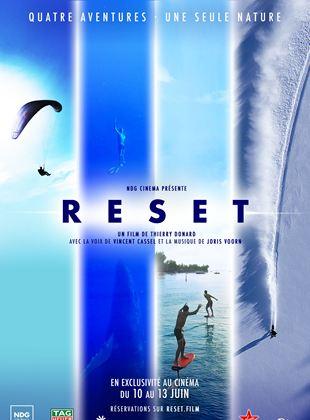 Reset streaming