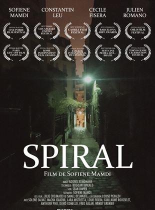 Spiral streaming