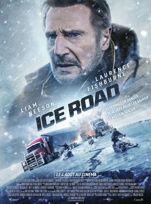 Ice Road streaming