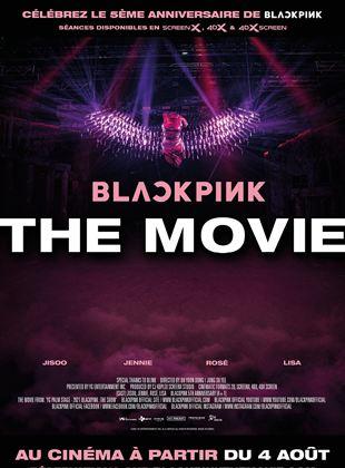 BLACKPINK The movie streaming