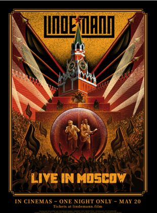 Lindemann Live from Moscou