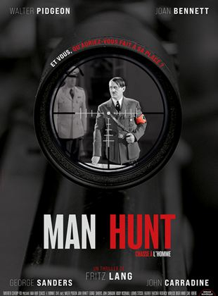 Bande-annonce Man Hunt (Chasse à l'homme)