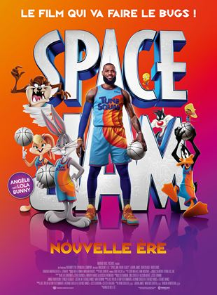 Space Jam – Nouvelle ère streaming