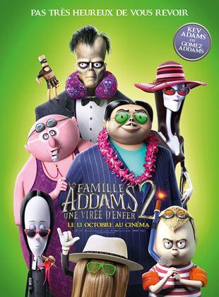 La Famille Addams 2 : une virée d'enfer stream