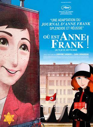 Bande-annonce Où est Anne Frank !