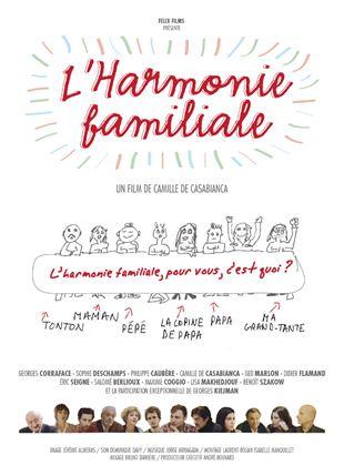 Bande-annonce L'Harmonie Familiale