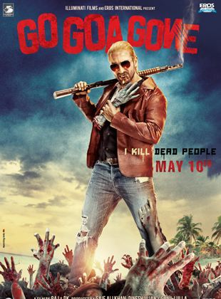 Bande-annonce Go Goa Gone