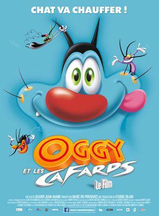 Bande-annonce Oggy et les cafards