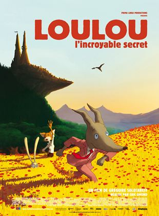 Loulou, l'incroyable secret streaming