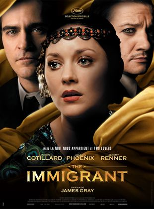 Bande-annonce The Immigrant