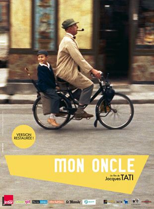 Mon oncle streaming