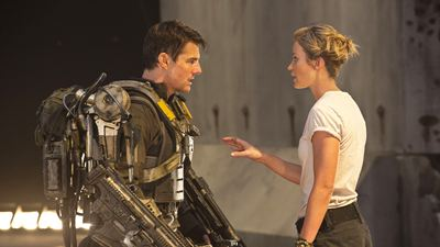 Edge of Tomorrow sur TMC : entra?nement, armure, grossesse... Pourquoi le tournage a été si dur pour Emily Blunt