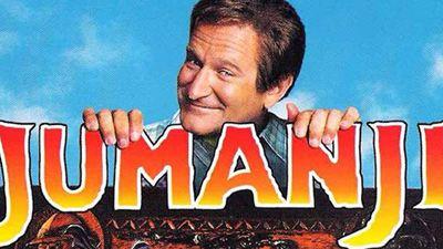 Jumanji avec Robin Williams : une frustration d'enfant comme idée de départ