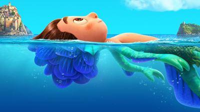 Luca : le film d'animation Pixar sortira finalement sur Disney+