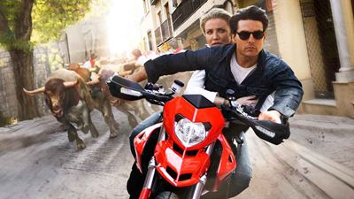 Night and Day sur France 2 : Tom Cruise à l'origine d'une folle cascade