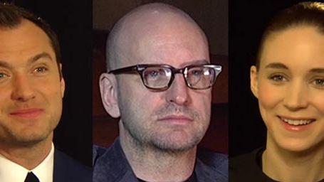 """""""Effets secondaires"""" : rencontre avec Jude Law, Rooney Mara et Steven Soderbergh [VIDEO]"""