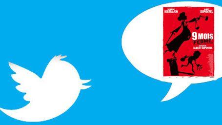 """La twittosphère s'emballe sur """"9 mois ferme"""", la nouvelle comédie d'Albert Dupontel"""