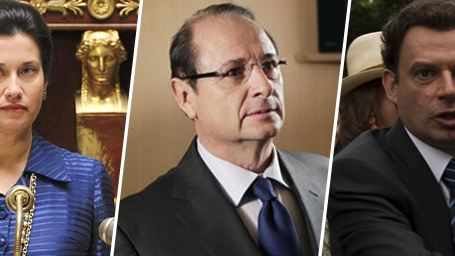 Simone Veil, François Hollande, Nicolas Sarkozy : la Ve République à l'écran