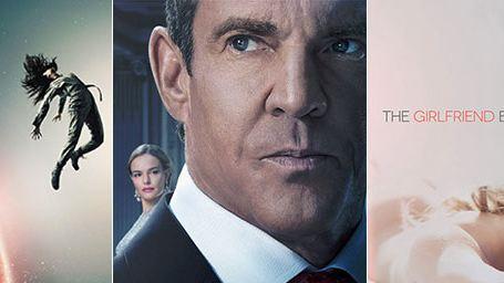 The Expanse, The X-Files, The Girlfriend Experience : le plein d'affiches des séries !