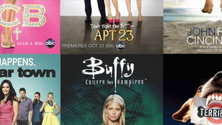 """""""Cougar Town"""", """"Don't Trust the B---- in Apartment 23""""... Ces titres de séries improbables !"""