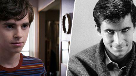 Bates Motel, Psychose... : les visages de Norman Bates