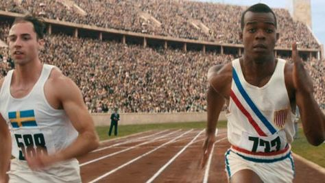 La Couleur de la victoire sur Canal + : quel acteur de Star Wars 7 aurait pu jouer le coureur Jesse Owens ?