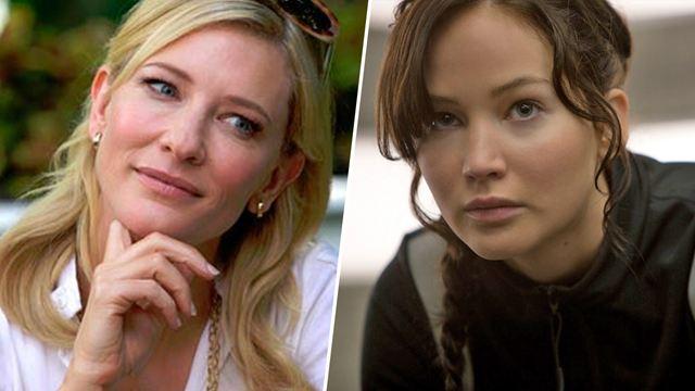 Programme TV lundi 14 septembre : Blue Jasmine et Hunger Games - L'embrasement