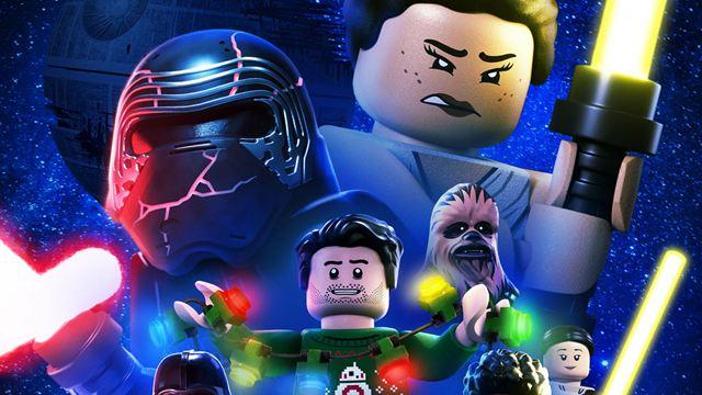 LEGO Star Wars : Baby Yoda s'invite dans le film Joyeuses Fêtes sur Disney+