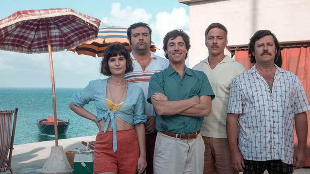 L'incroyable histoire de l'île de la rose sur Netflix : c'est quoi ce film italien avec François Cluzet ?