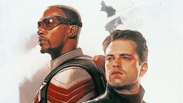 Falcon et le Soldat de l'Hiver sur Disney+ : une date et une bande-annonce pour la série Marvel