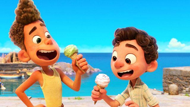 Bande-annonce Luca : Pixar dévoile son film de l'été avec deux monstres marins en Italie