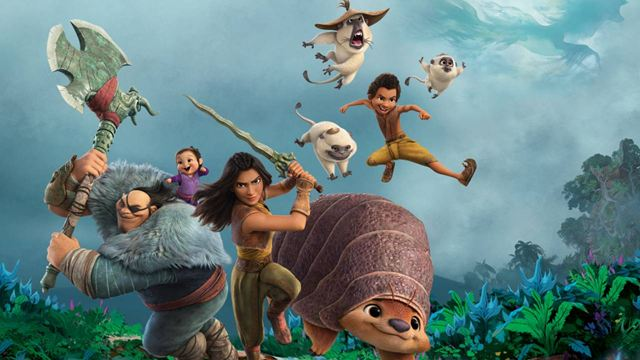 Raya et le dernier dragon sur Disney+ : à partir de quel âge voir le film ?