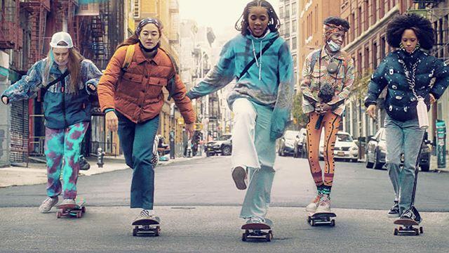 Betty saison 2 sur OCS : pourquoi il faut absolument découvrir cette série ado féministe sur le skate