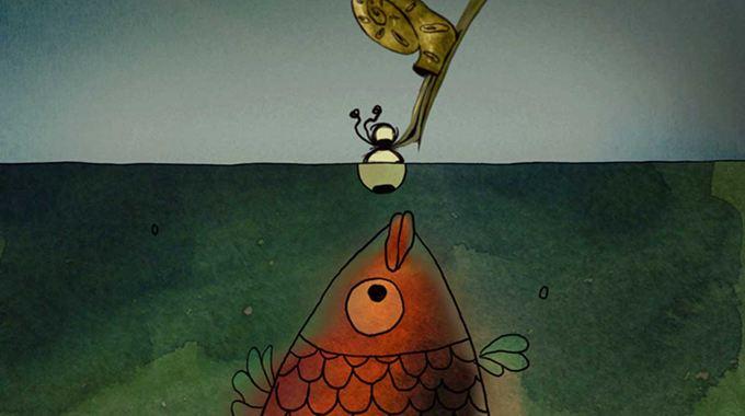 Photo du film Le Voyage en ballon