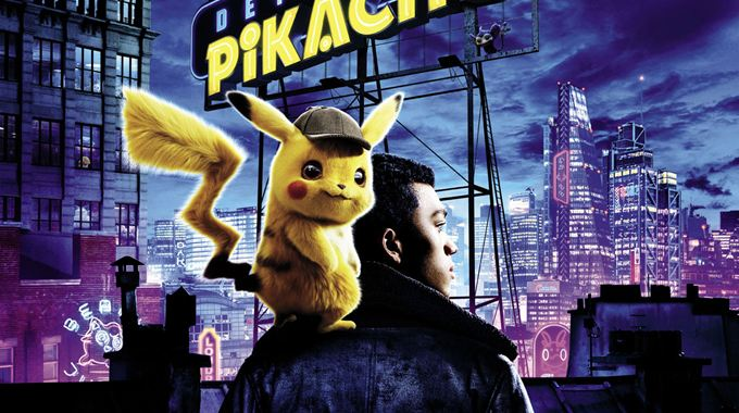 Photo du film Pokémon Détective Pikachu