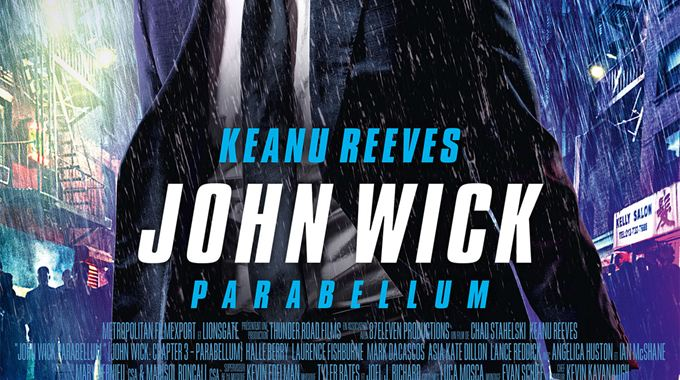 Photo du film John Wick Parabellum