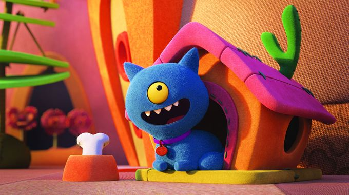 Photo du film UglyDolls