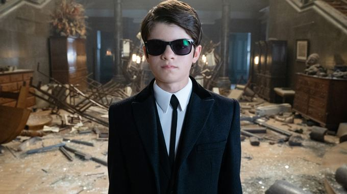 Photo du film Artemis Fowl