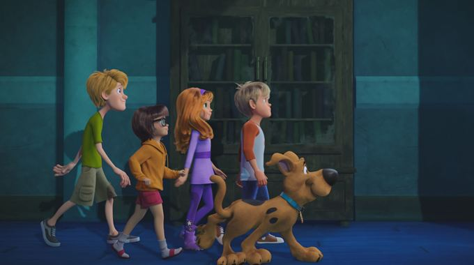 Photo du film Scooby !