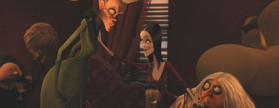 Photo du film La Famille Addams