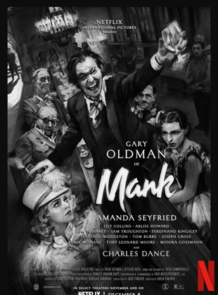 Bande-annonce Mank