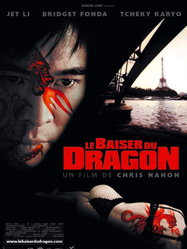 Télécharger Le Baiser mortel du dragon Complet DVDRIP Uptobox