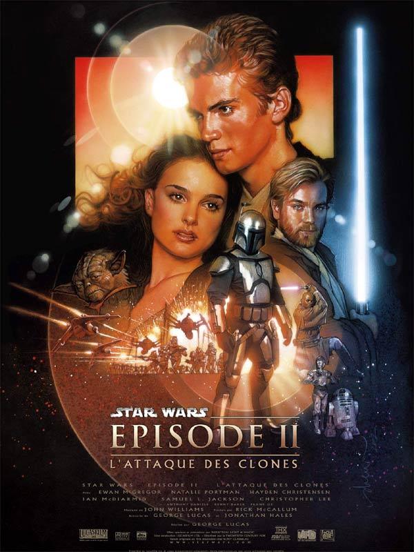 Télécharger Star Wars : Episode II - L'Attaque des clones DVDRIP VF